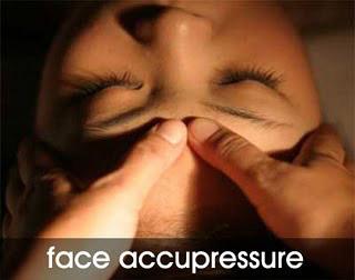 face-accupressure